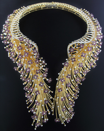 Jewellers choice design awards Mumbai India Indian jewellery
