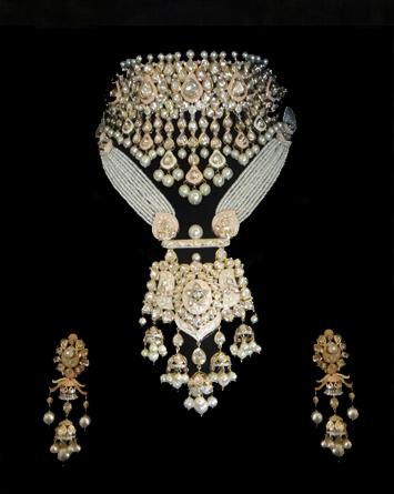 Jewellers choice Indian jewellery design awards Mumbai India